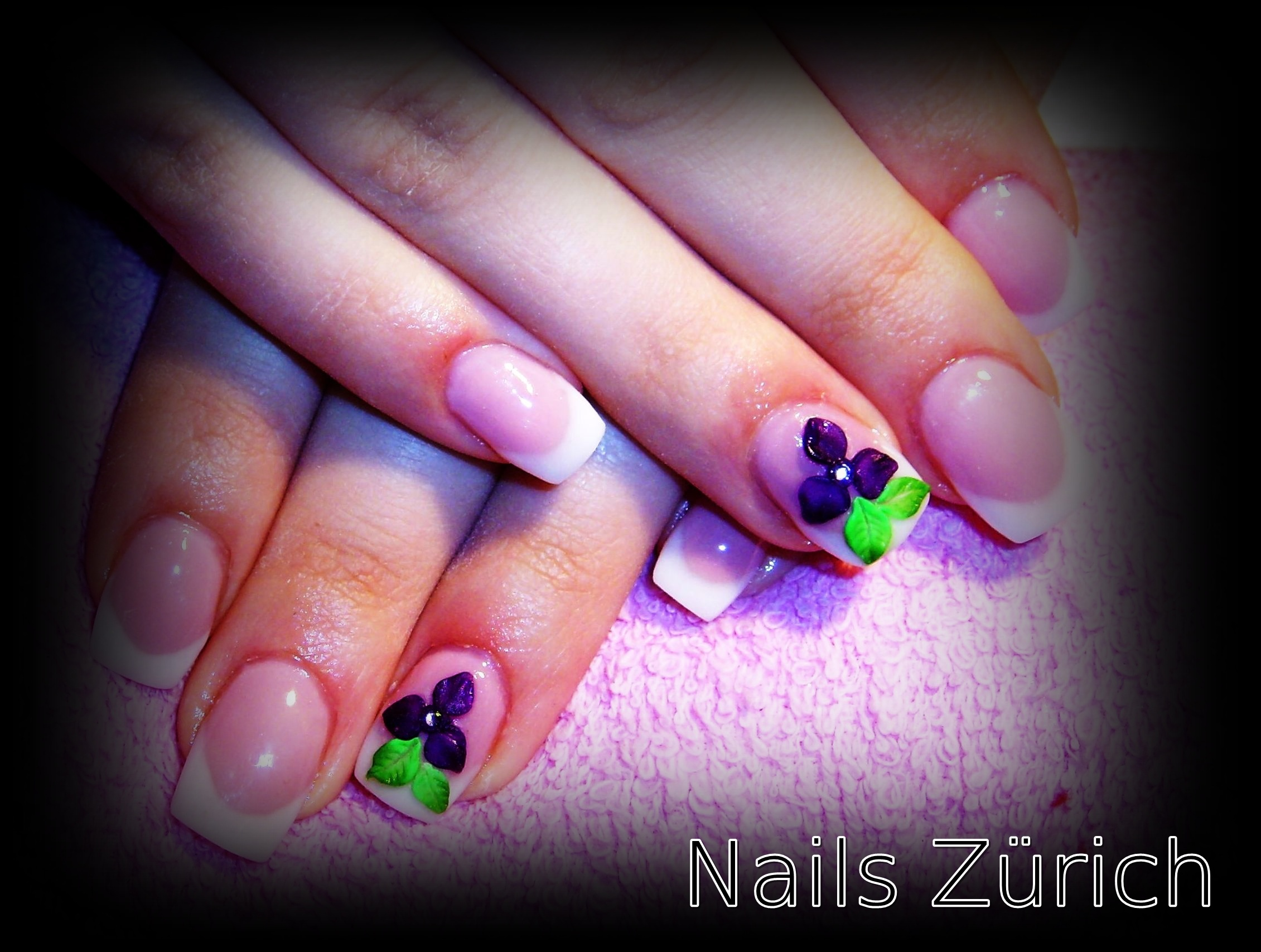 utána Anett nails Zürich