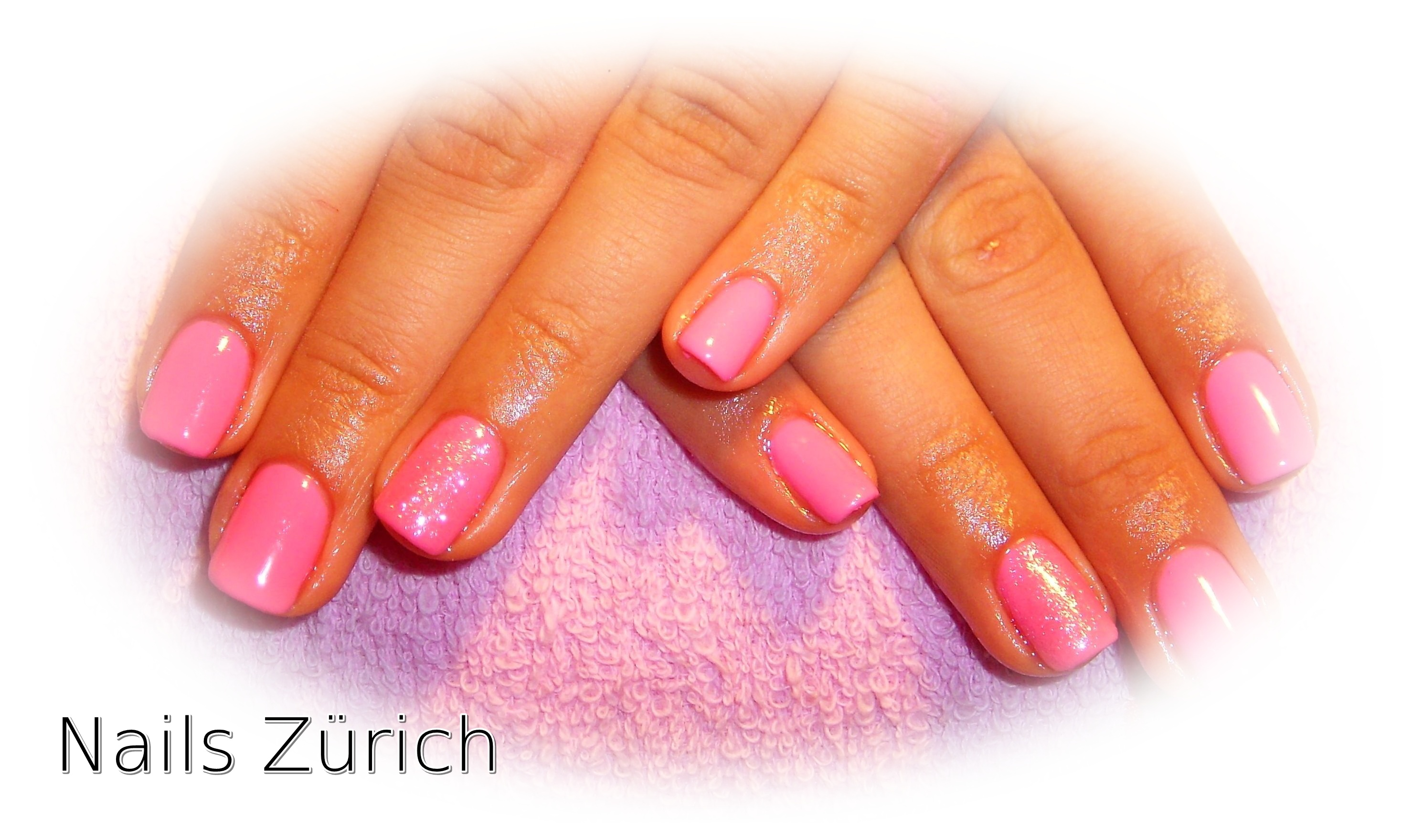 Kinga gellac nails Zürich